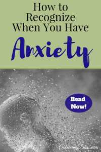 Dealing with anxiety can be extremely difficult. That's why it's so important for you to recognize it. If you can recognize the onset of anxiety, you'll have a much easier time dealing with it and reversing it. #anxiety #personaldevelopment #mentalhealth #mentalwellness #anxietyrecovery #endthestigma #inspiration #hereforyou #support #mentalillnesisreal #knowanxiety