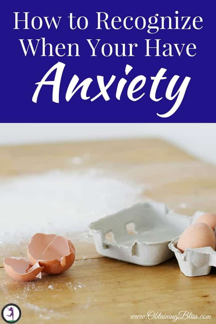 Dealing with anxiety can be extremely difficult. That's why it's so important for you to recognize anxiety. If you can recognize when anxiety is hitting you or is about to, you'll have a much easier time dealing with it and reversing your anxiety. #anxiety #personaldevelopment #mentalhealth