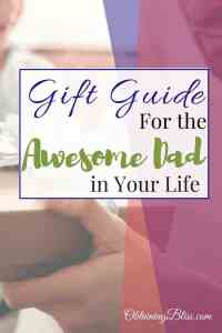 Make sure you get the awesome dad in your life a gift as awesome as he is this father's day. Check out this Gift Guide for the Awesome Dad in Your Life now! #dad #gifts #giftsfordad