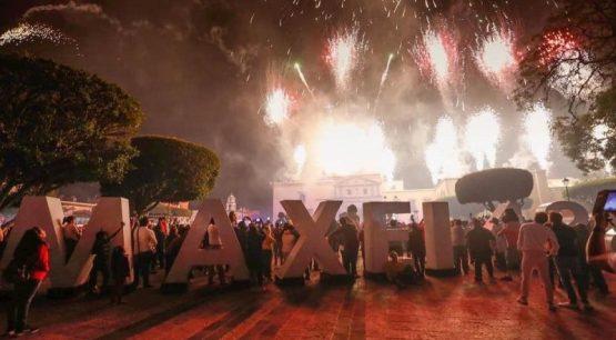 105 mil en Festival Maxei 488 Aniversario Santiago de Querétaro   Obtura  Fotógrafos