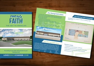 Life Pointe Church Capital Campaign Booklet
