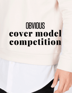 COVER MODEL COMPETITION