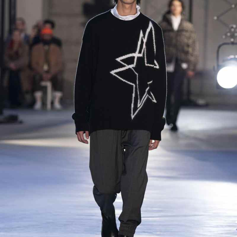 N°21 Fall/Winter 2020 Menswear Collection