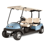 6 person golf cart rental in Corolla, Currituck Club and Outer Banks