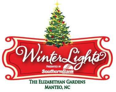 WinterLights Elizabethan Gardens