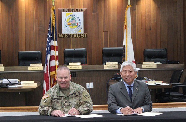 Los Alamitos and JFTB agree to July 4th terms