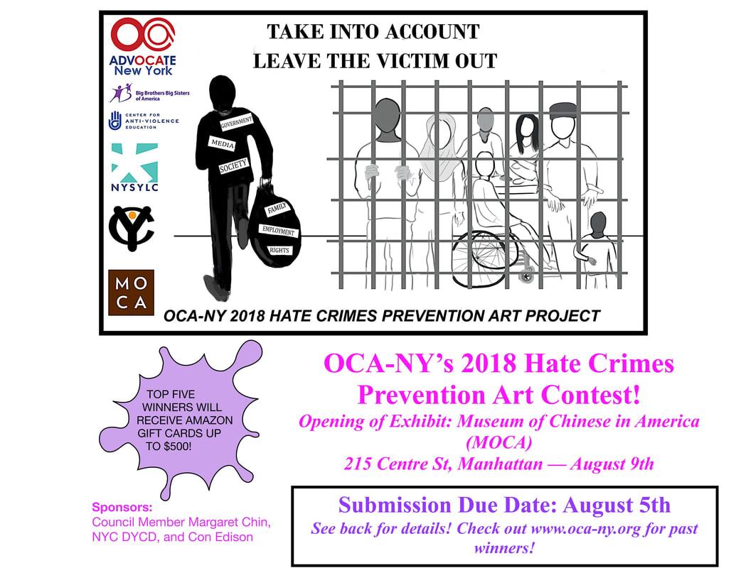 Hate Crimes Prevention Art Project