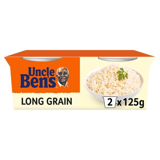 uncle bens long grain microwave rice
