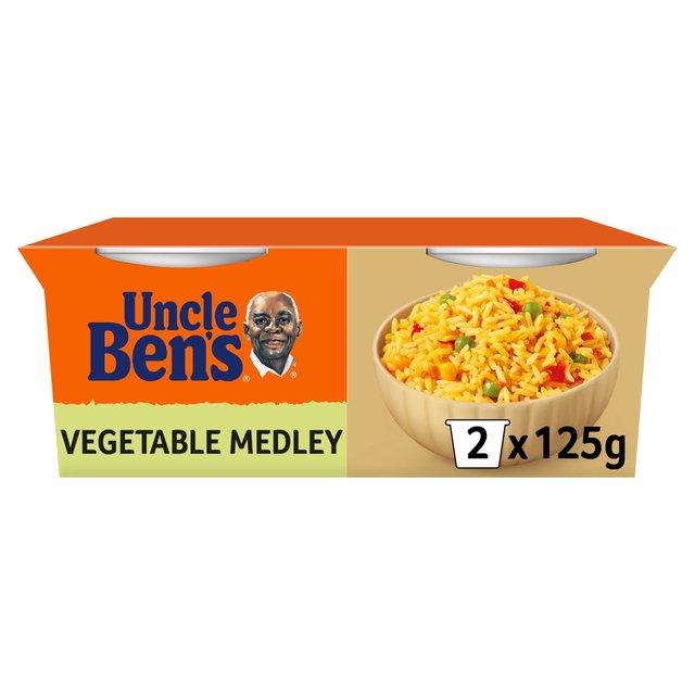 uncle bens vegetable medley microwave