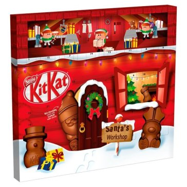 Kit Kat Advent Calendar | Ocado