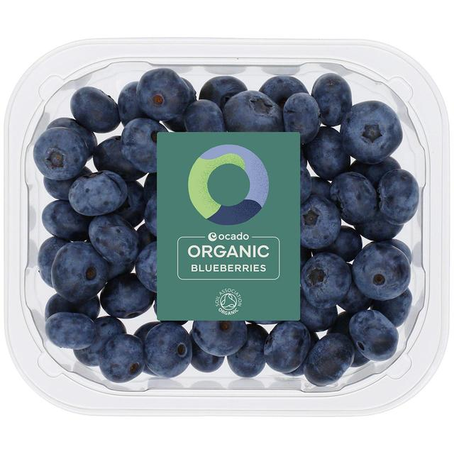 Ocado Organic Blueberries | Ocado