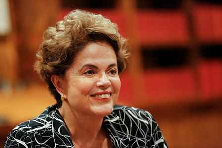 Brasília - DF, 13/07/2016. Presidenta Dilma Rousseff durante Entrevista para Miguel do Rosário, O Cafezinho no Palácio da Alvorada. Foto: Roberto Stuckert Filho/PR
