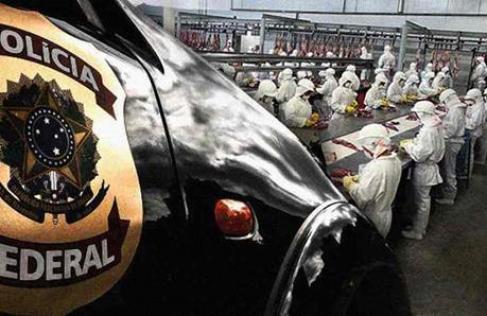 Resultado de imagem para policia federal carne fraca
