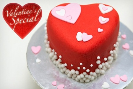 Valentijn workshop; All you need is cake!