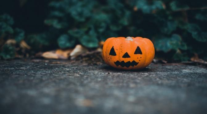 Halloween ochtend voor kinderen