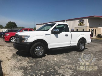 Ford F-150 Power Windows