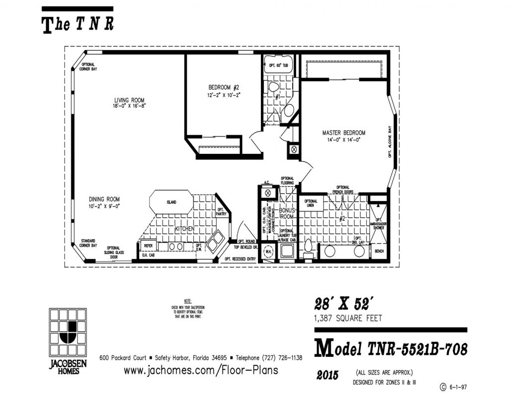 16x50 Mobile Home Floor Plans | Wiring Diagram Database