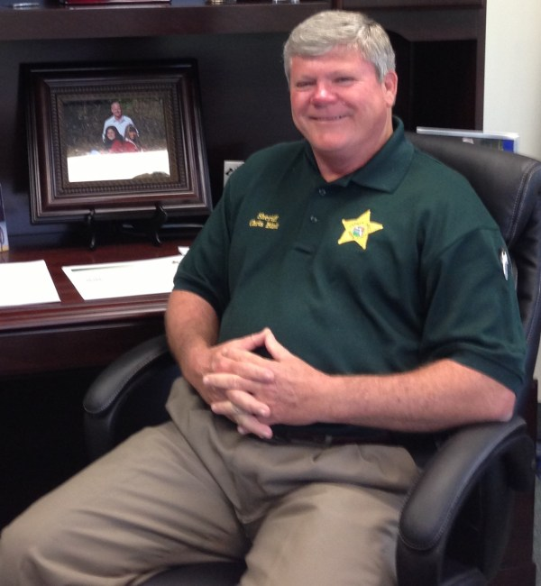 Ocala Post - Sheriff Chris Blair Boosts Office Morale ...