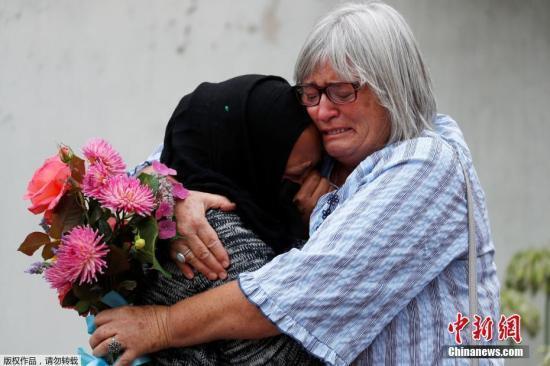 """恐袭案后新西兰列绝密""""黑名单"""" 超百人受密切监视"""