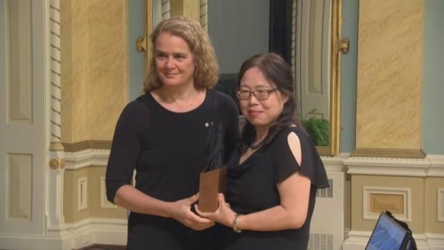 敏感时刻 加拿大华裔病毒学家被情报部门带走