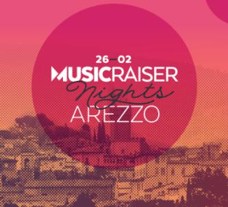 Musicraiser Night Arezzo 2016