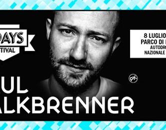 Paul Kalkbrenner - iDays