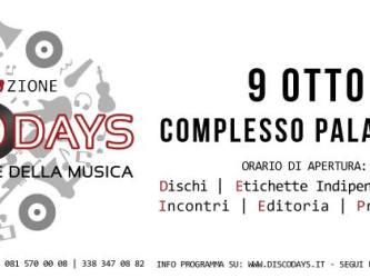 Discodays Napoli 2016