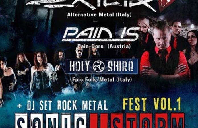 Sonic Storm Festival 2017