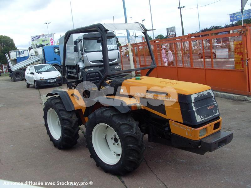 Tracteur Fruitier Landini VALPADANA 4X4 8595 Occasion