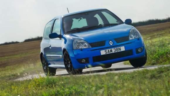 Quelle Voiture à 5000 € : Renault Clio RS 182