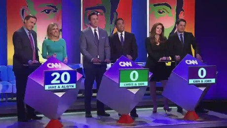 CNN-Quiz-Show