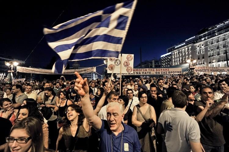 Greece & debt