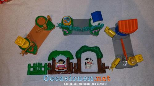 Lot-Fisher-Price-Little-People-1
