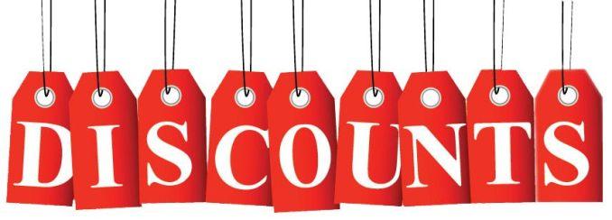 Senior Discount at Souplantation Restaurants