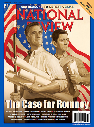 The Case for Romney