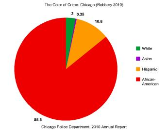 The Color of Crime: Chicago (Robbery 2010)