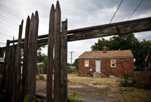"""In heavily blighted and 85 black Gary, Indiana, MLK's """"Dream"""" has come true"""