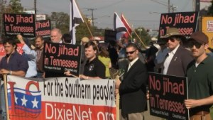 Standing on the front line of the Southern Nationalist movement in Murfreesboro