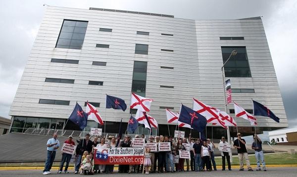 SPLC Protest