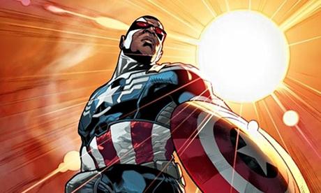 Captain America Falcon Marvel