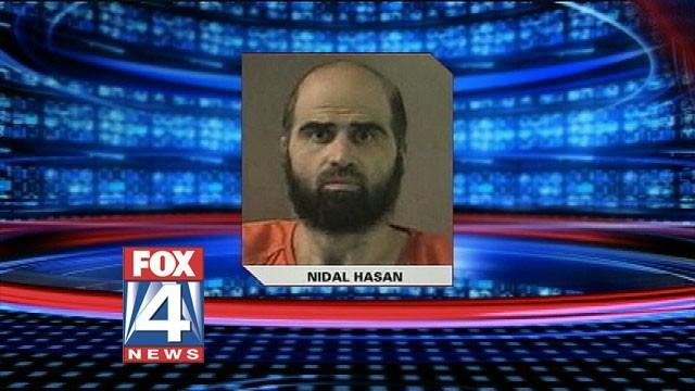 Nidal Hasan shoots up Fort Hood, Texas in 2009