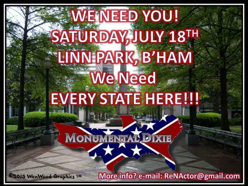 Join us in Birmingham, AL on Saturday