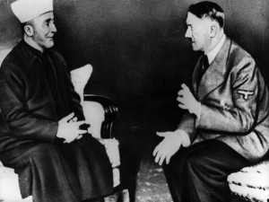 The Palestinians Made Hitler Do It