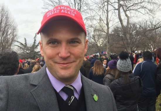 Richard Spencer Assaulted In Washington  DC     Occidental Dissent