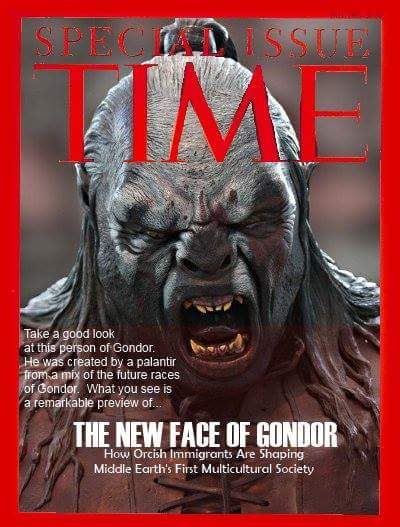 The New Diverse Face of Gondor