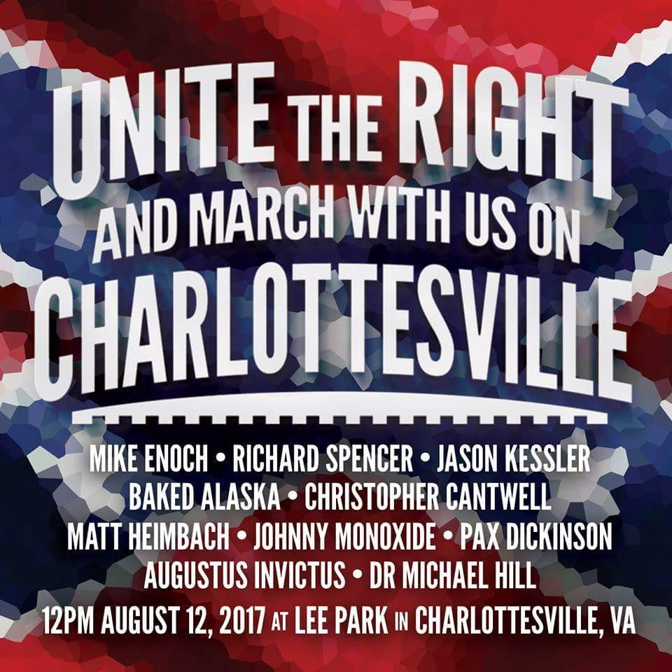 Image result for Unite the Right