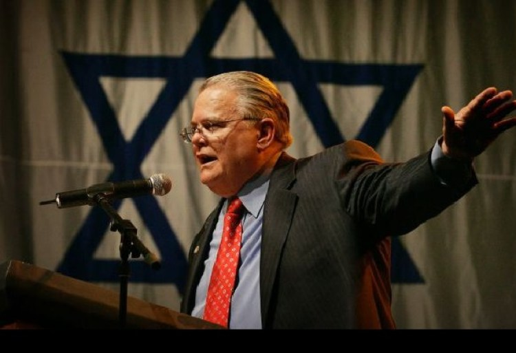 Mega Jew Sheldon Adelson Offers To Pay For New Jerusalem Embassy