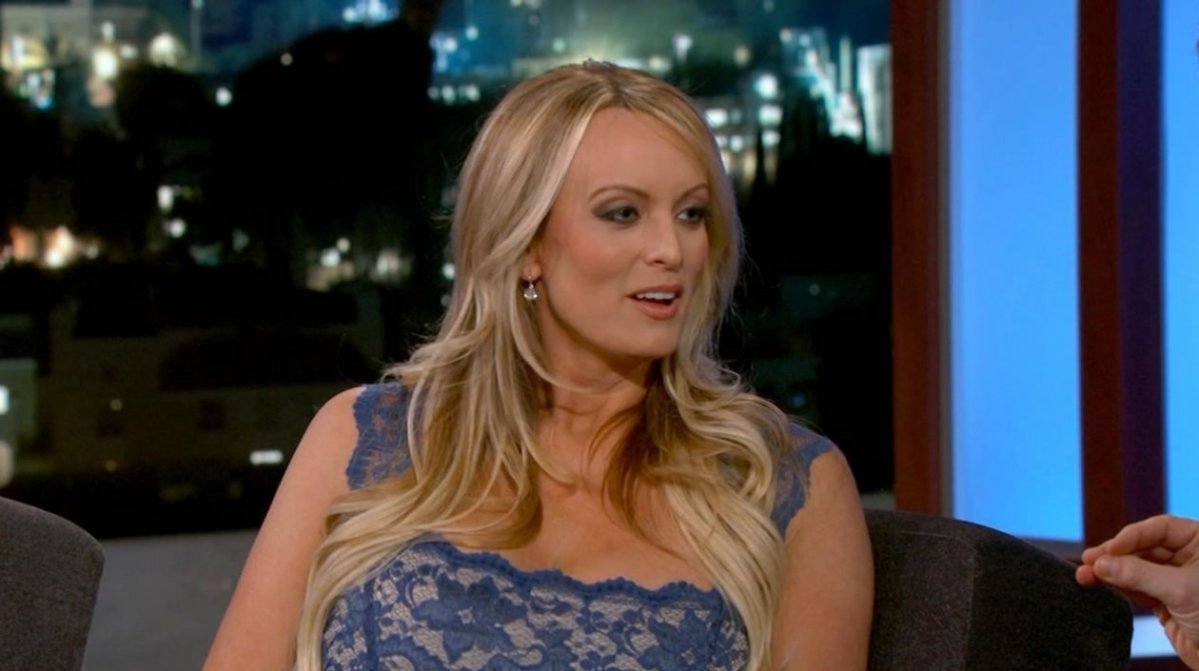 Stormy Daniels Featured On Tonights 60 Minutes, Trump Sex Tapeaudio Rumored To -1022