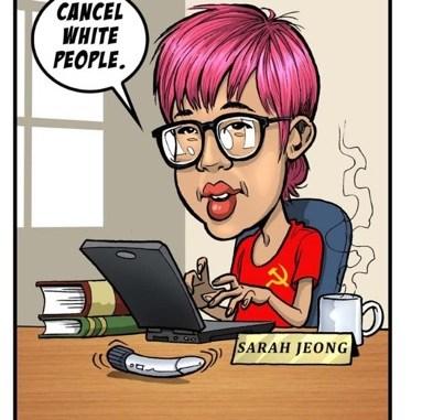Farstar Comic: Liberal Fundamentalists - Occidental Dissent
