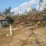 League of the South Responds To Hurricane Michael